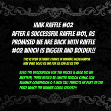 Iaak Raffle Lot #02 - Choose various Funko's of Choice from store, SDCC box Funkos, Dorbz Ridez huge pop Exclusives + More!