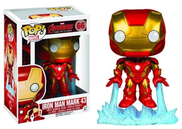 Avengers age of ultron Iron Man Mark Funko Pop #43