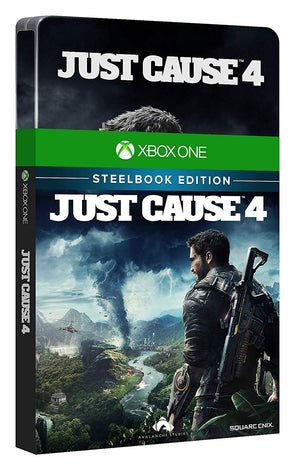 Just Cause 4 - Steelbook Edition (Xbox One)