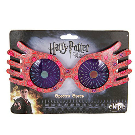 LUNA'S SPECTRE SPECS OFFICIAL LICENSED HARRY POTTER PRODUCT