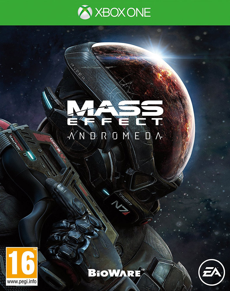 Mass Effect - Andromeda (Xbox One)