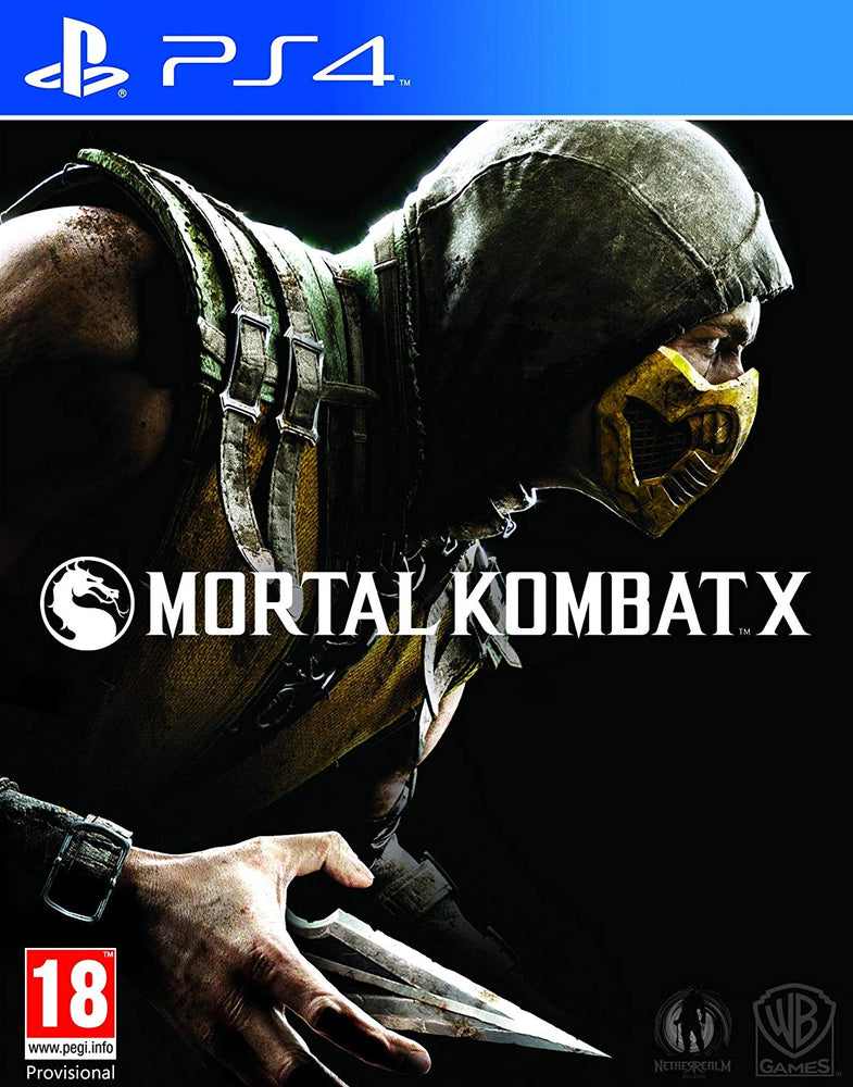 Mortal Kombat X (PS4)