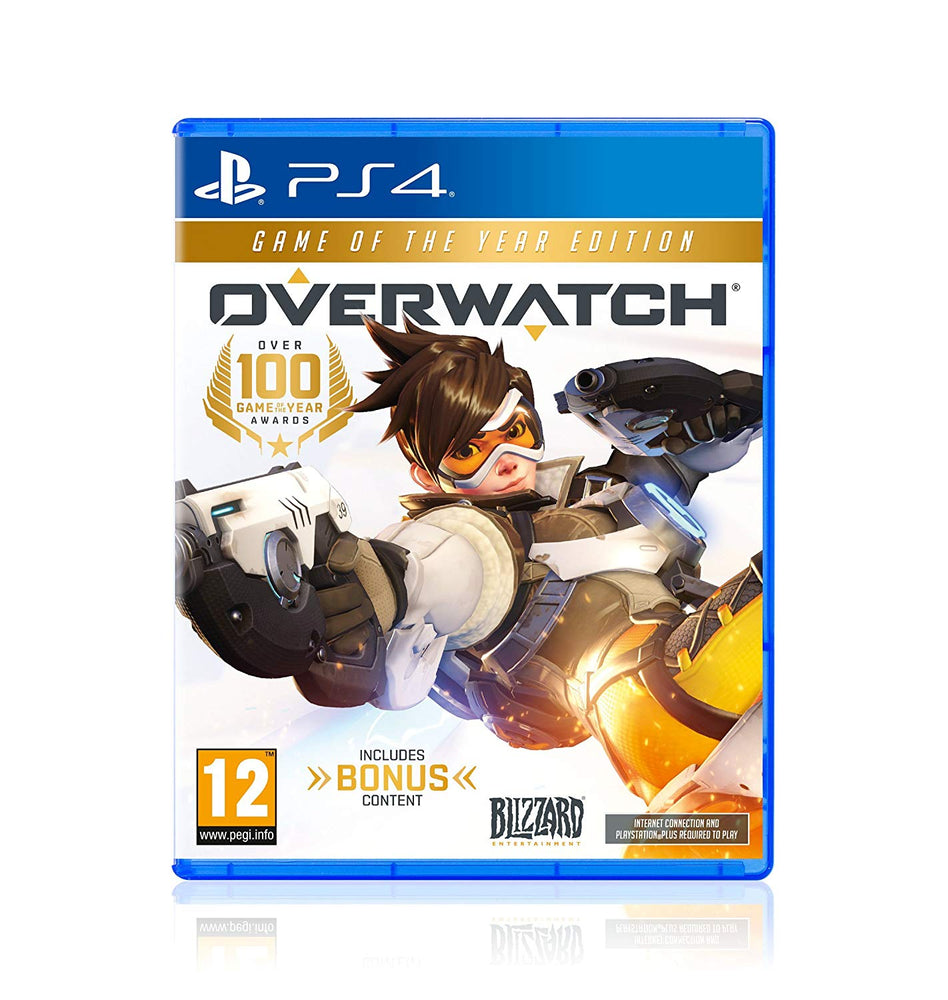 Overwatch Game of the Year Edition PS4 Playstation 4 Game