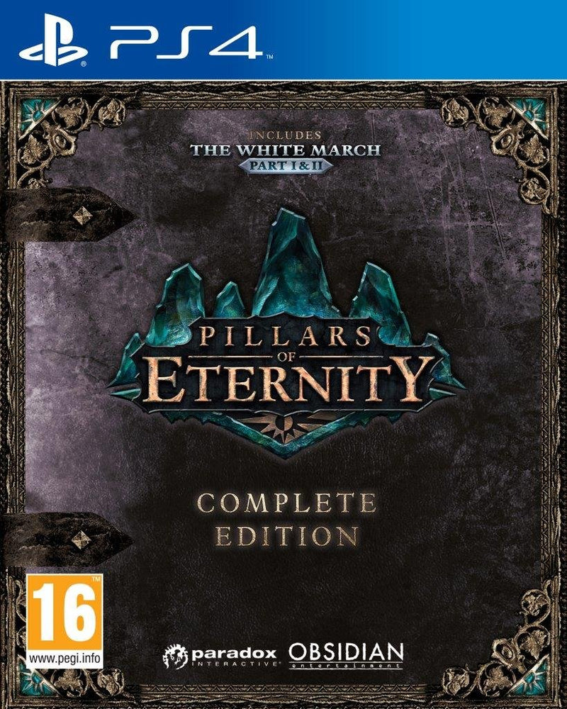 Pillars of Eternity: Complete Edition (PS4)