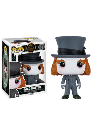 ALICE THROUGH THE LOOKING GLASS MAD HATTER FUNKO POP! VINYL FIGURE #181