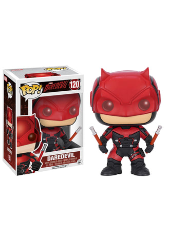 DAREDEVIL BOBBLEHEAD FUNKO POP! VINYL FIGURE #120