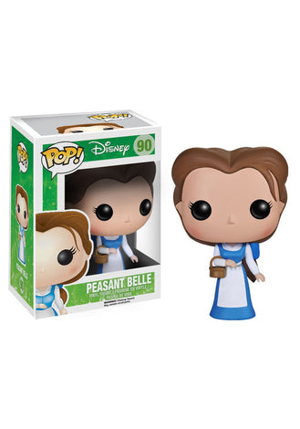 FUNKO POP DISNEY BEAUTY AND THE BEAST PEASANT BELLE FIGURE #90
