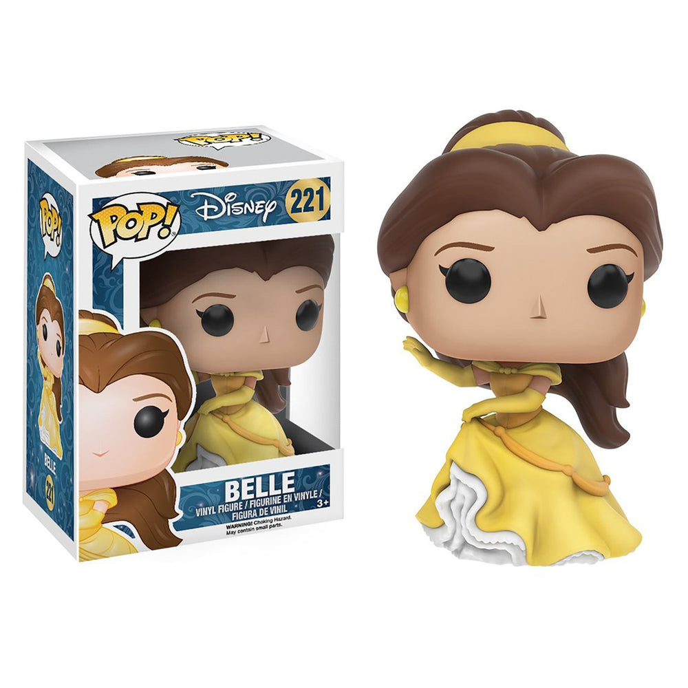FUNKO POP! DISNEY BEAUTY AND THE BEAST PRINCESS BELLE #221