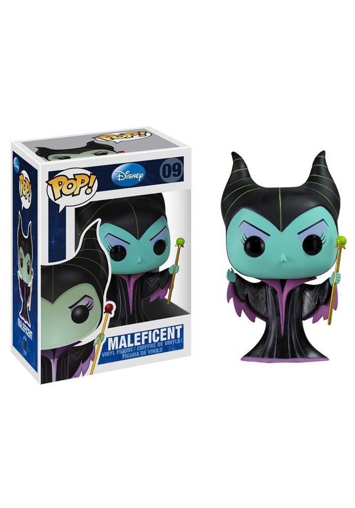 DISNEYS MALEFICENT FUNKO POP VINYL FIGURE #9