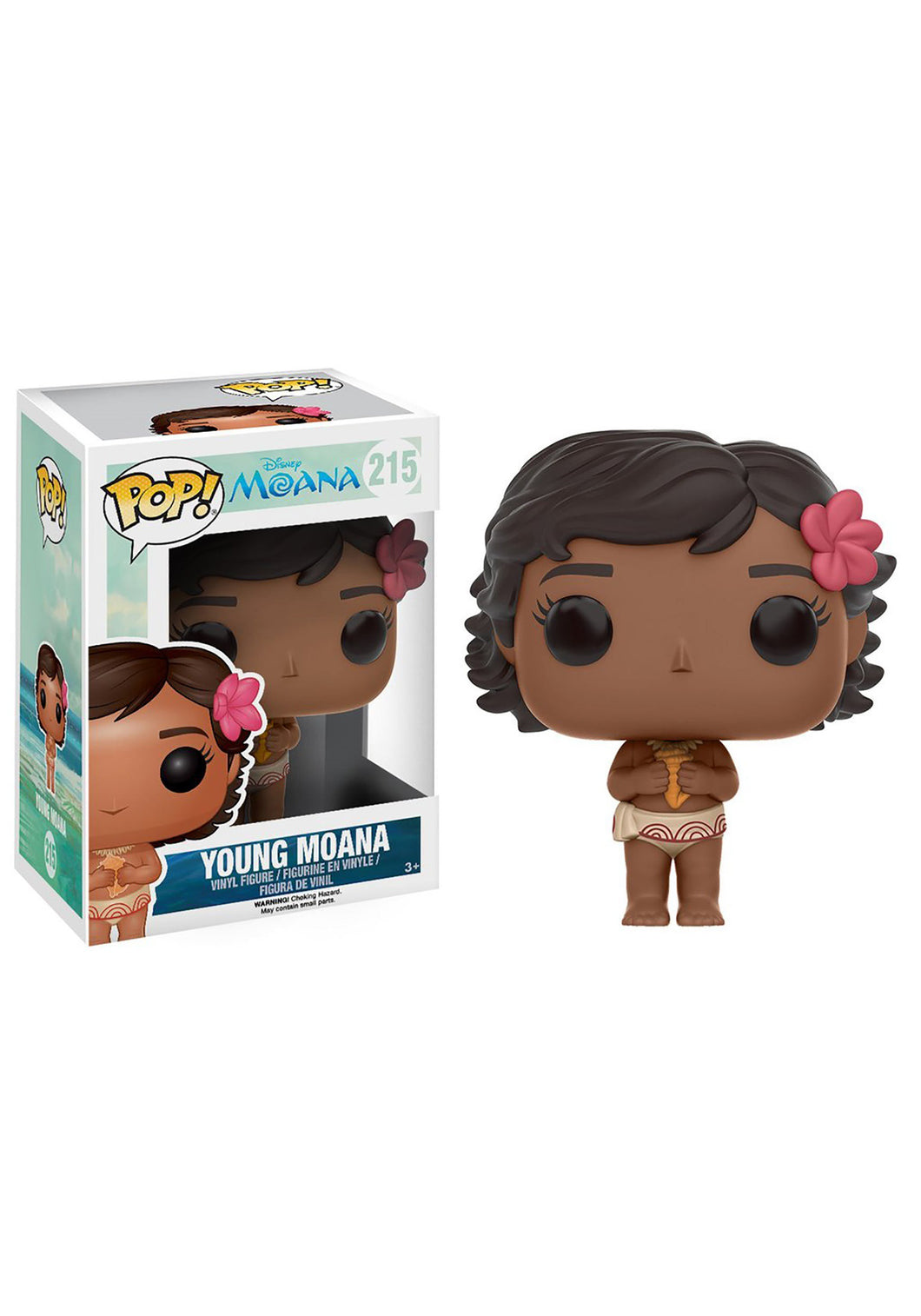MOANA YOUNG MOANA FUNKO POP! VINYL FIGURE #215