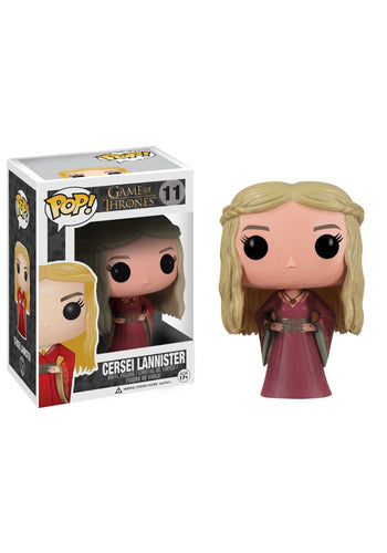 GAME OF THRONES CERSEI LANNISTER FUNKO POP! VINYL FIGURE #11