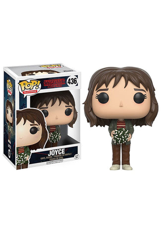 STRANGER THINGS JOYCE FUNKO POP! VINYL FIGURE #436 [Box Damaged]