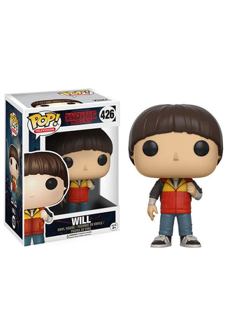 STRANGER THINGS WILL FUNKO POP! VINYL FIGURE #426