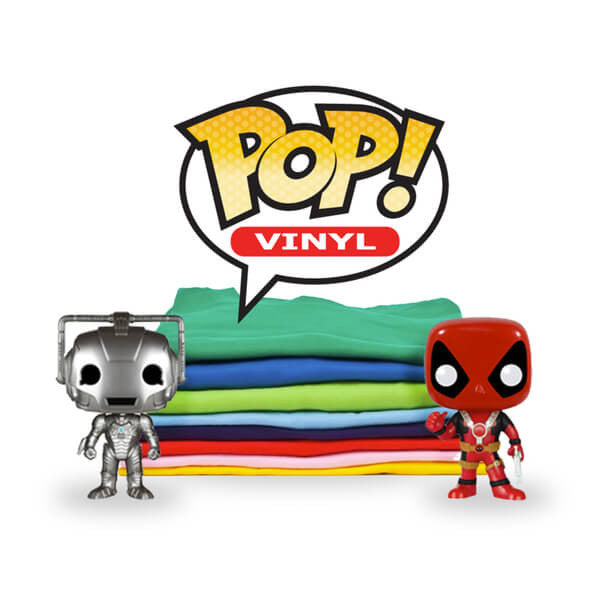IAAK FUNKO POP! AND A TEE Subscription Box
