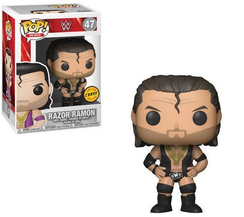 WWE Razor Ramon (with chase) Funko Pop! Vinyl #47