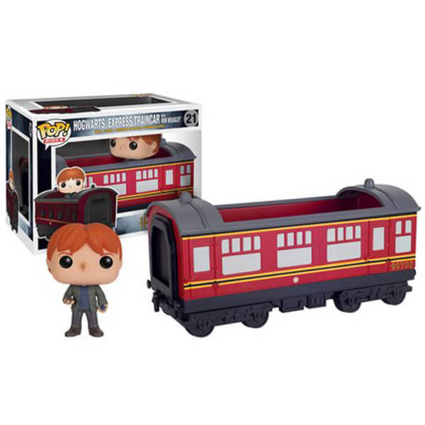 FUNKO POP! RON WEASLEY HOGWARTS EXPRESS X-LARGE POP #20
