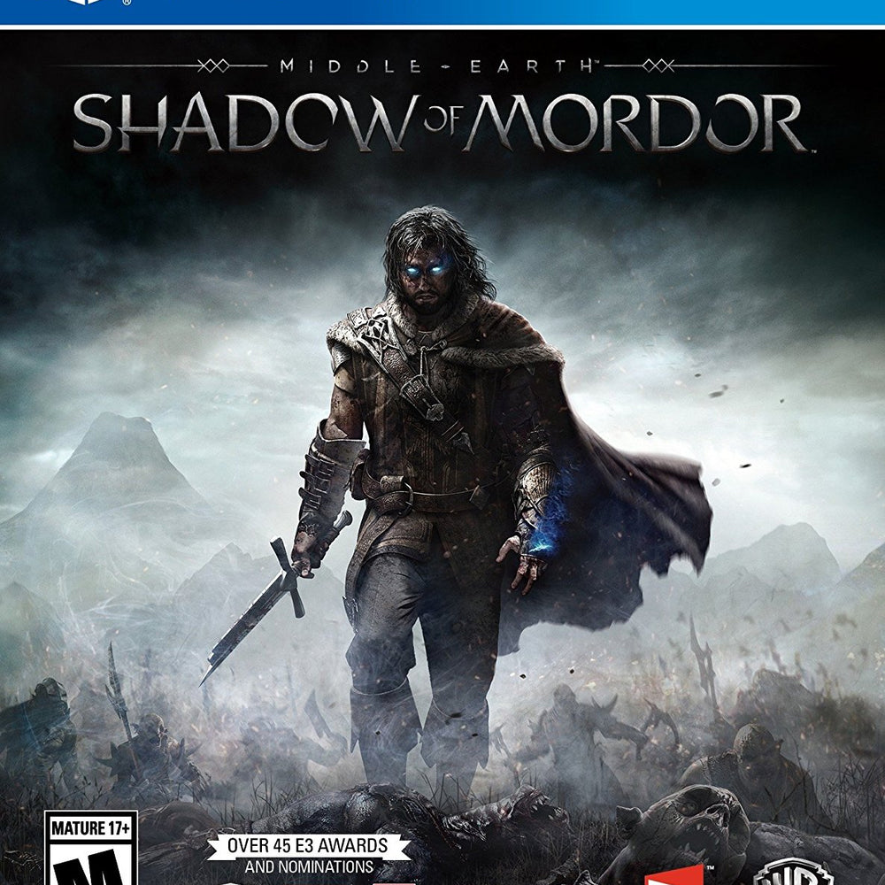 Middle Earth Shadow of Mordor (PS4)