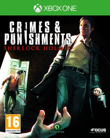 Crimes & Punishments: Sherlock Holmes (Xbox One) (UK IMPORT)