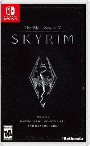 Nintendo The Elder Scrolls V: Skyrim - Switch