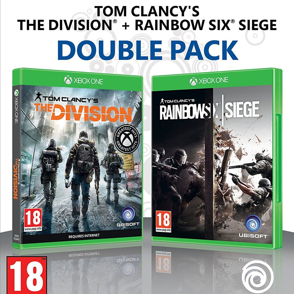 The Division & Rainbow Six: Siege - Double Pack (Xbox One)
