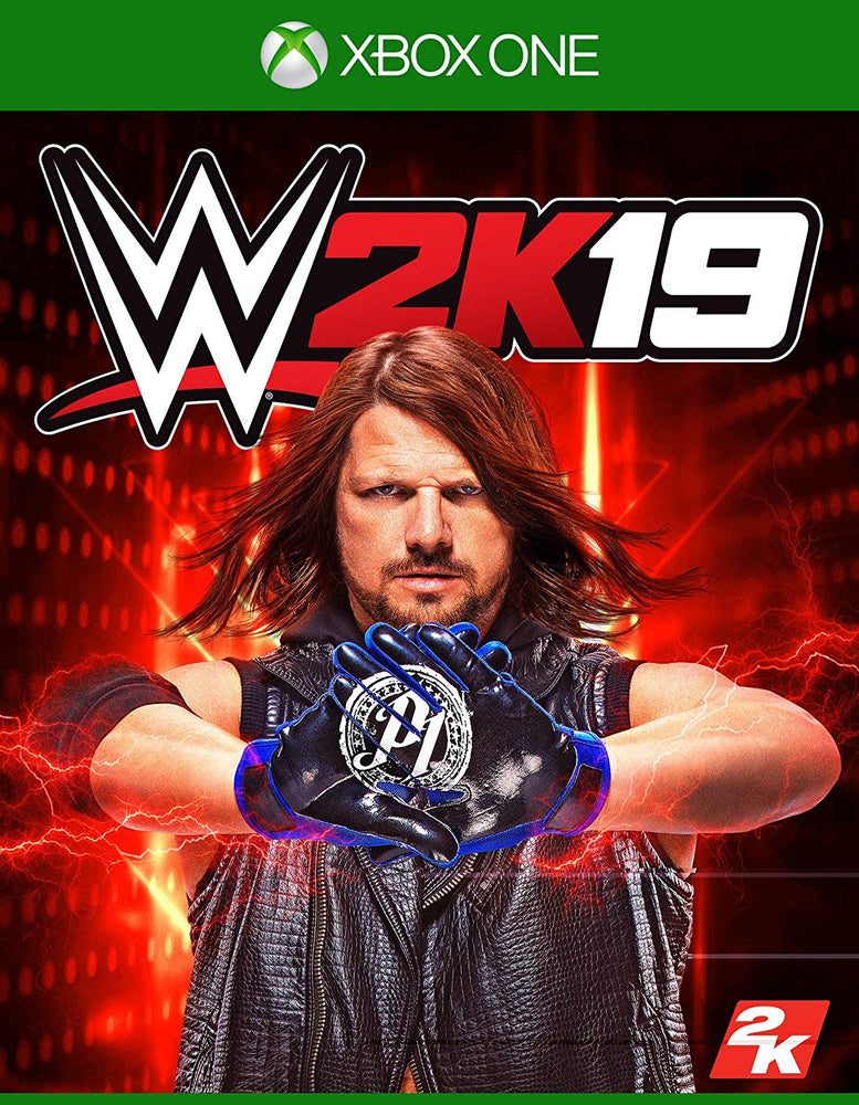 WWE 2K19 (Xbox One) WITH BONUS DLC