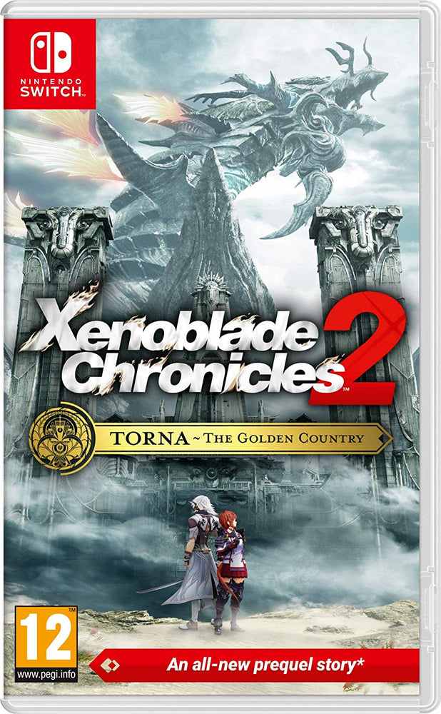 Xenoblade Chronicles 2: Torna- The Golden Country (Nintendo Switch)
