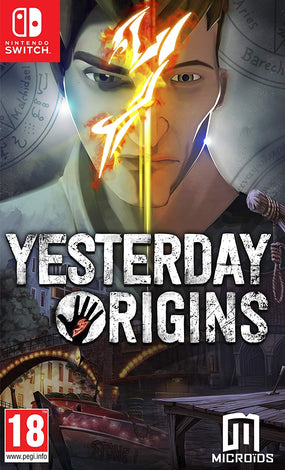 Yesterday Origins (Nintendo Switch)