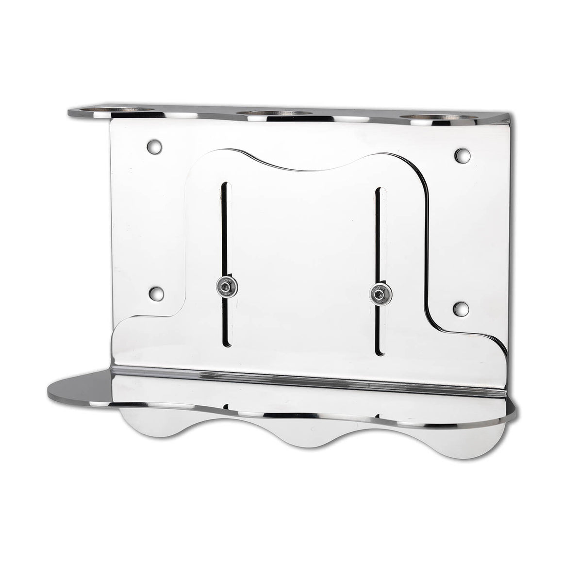 Triple 300ml Standard Wall-Mounted Holder - Hand Polished