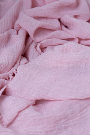 Light Pink Prenium Cotton Hijab
