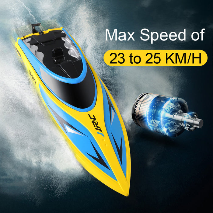 2.4G RC HIGH SPEED RACING BOAT