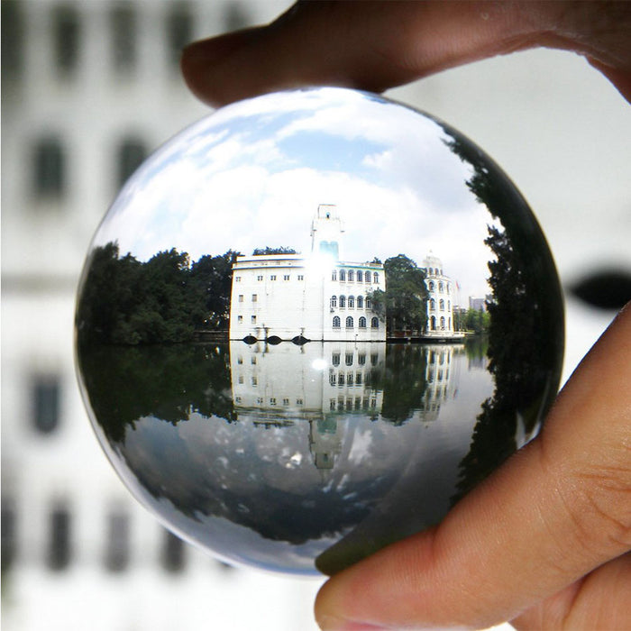 Crystal Ball Photography Lens Sphere