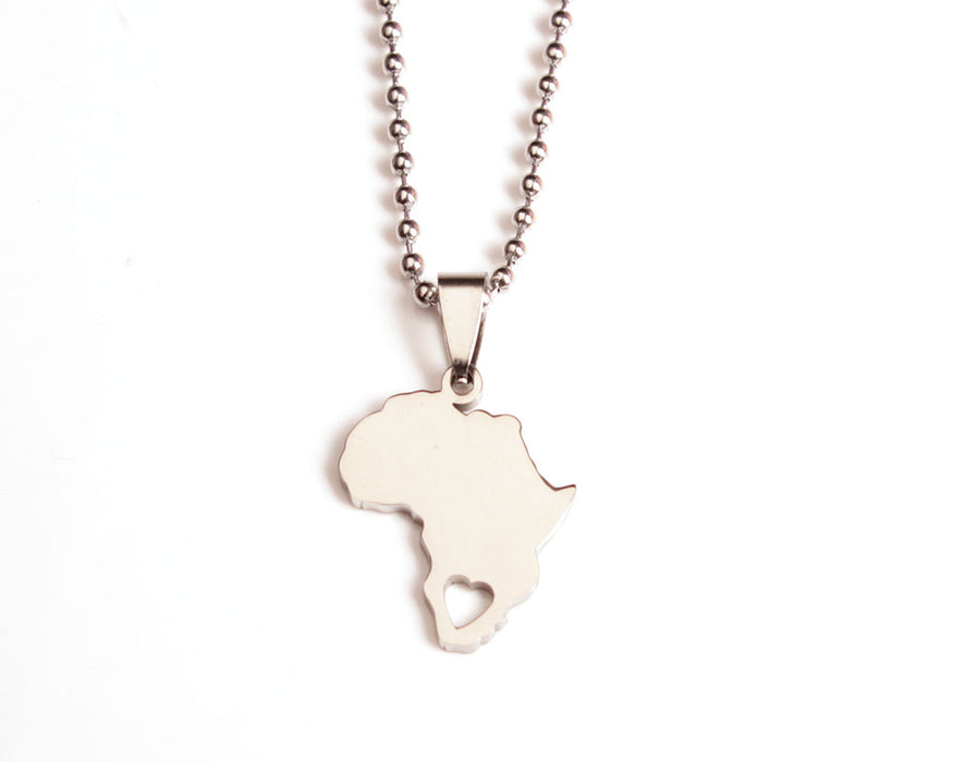 Limited Edition Heart of South Africa Necklace