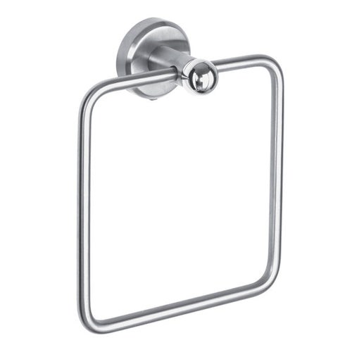 Cannonball Square Hand Towel Ring