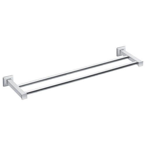 Lotus Twin Towel Rail