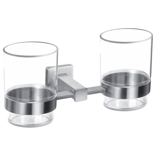 Lotus Twin Tumbler Holder