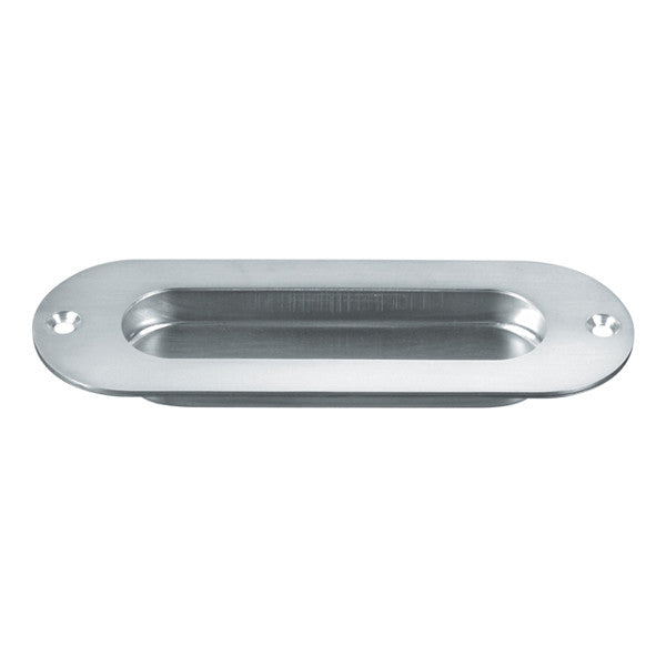 Charlotte Oval Flush Handle