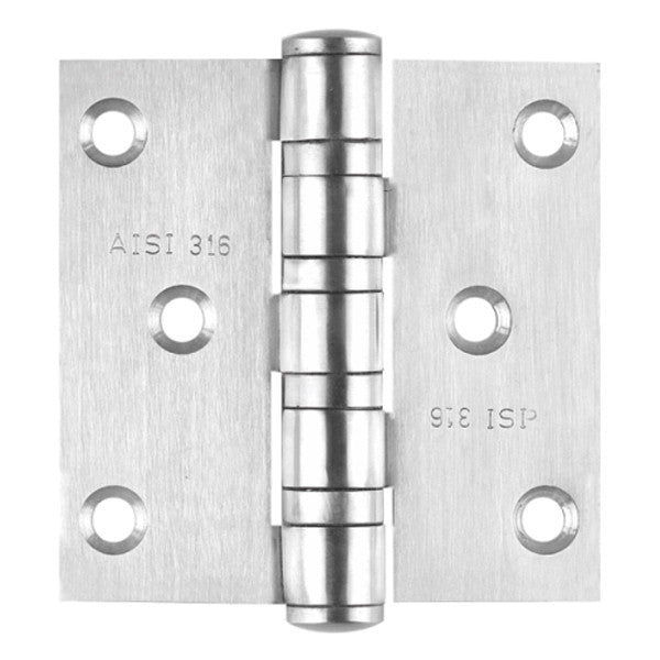 Leon Fixed Pin Heavy Door Hinge