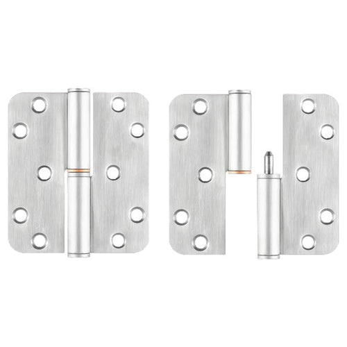 Sintered Bush Bearing Lift Off Door Hinge
