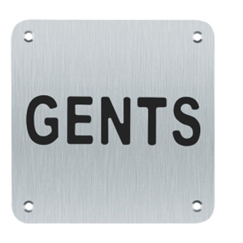 Gents Sign (Written)