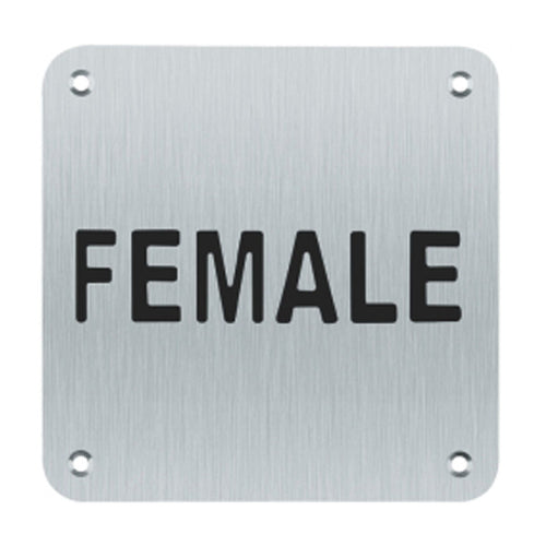 Female Sign (Written)