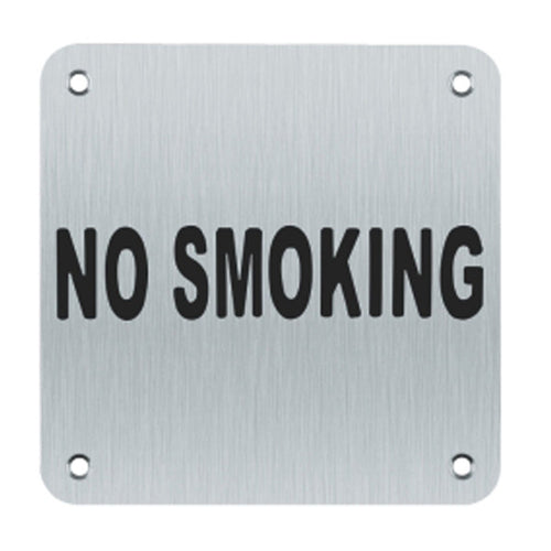 No Smoking Sign (Written)
