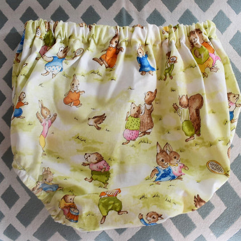 Bunny Village Bloomers