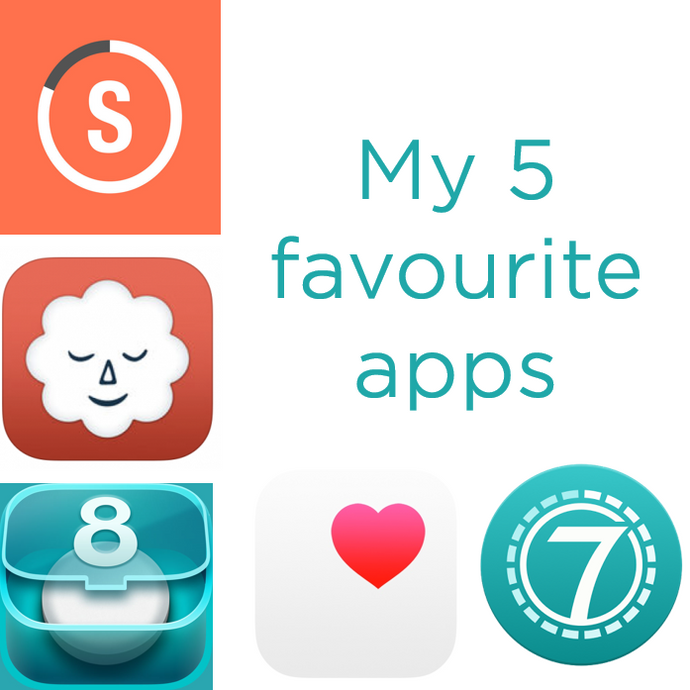 Start 2018 with my 5 favourite apps to help manage your chronic illness