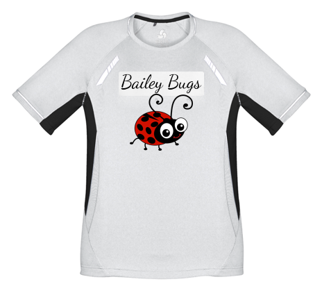 Bailey Bugs - Womens Active Tee