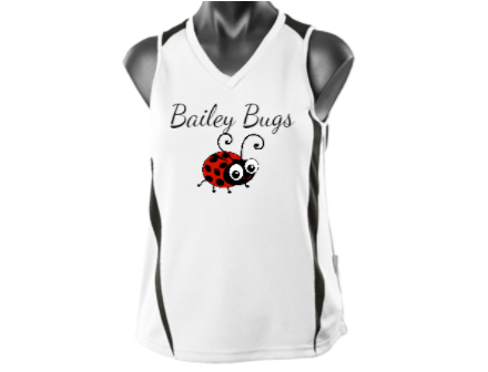 Bailey Bugs - Womens Active Tank
