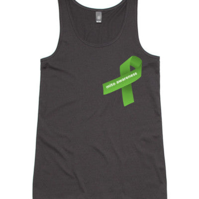 Mito Awareness Women's Singlet