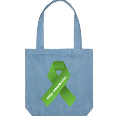 Mito Awareness Large Tote