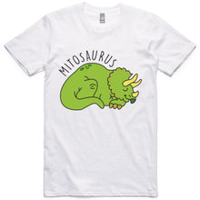 PJ Set: Adult's Mitosaurus Tee and Grey Pants