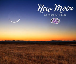 New Moon October 16th 2020...