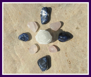 Boost Self Esteem with a Crystal Grid